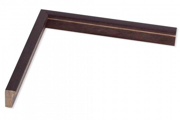 bilderrahmen island hoher profil holzrahmen spagl. Black Bedroom Furniture Sets. Home Design Ideas