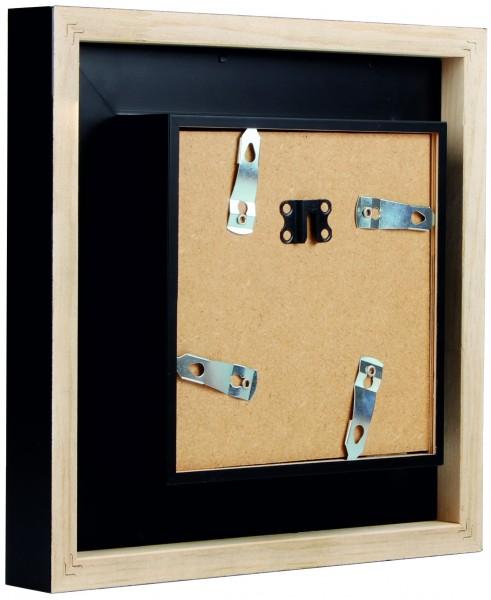 spox spaglbox schwarz 28 5 x 28 5 cm spagl. Black Bedroom Furniture Sets. Home Design Ideas