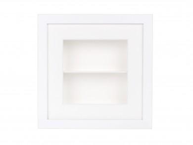 SPOX - weiß - 2 Fächer