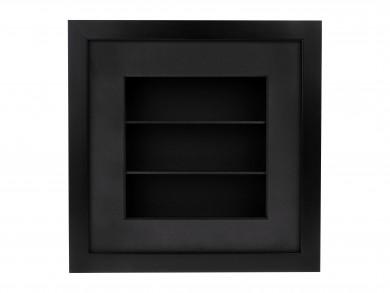 SPOX - schwarz - 3 Fächer