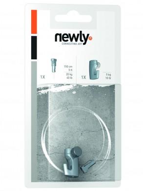 Newly Aufhänger H50 Komplettpaket