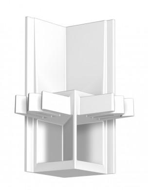 R30 Eckverbinder - weiß
